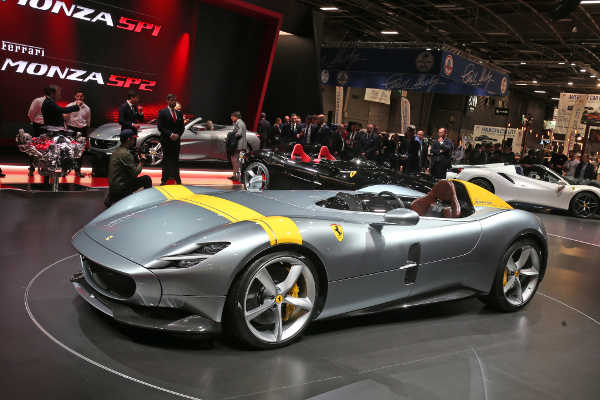 Ferrari Monza SP1 & SP2 2018
