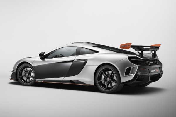 McLaren MSO R Coupé