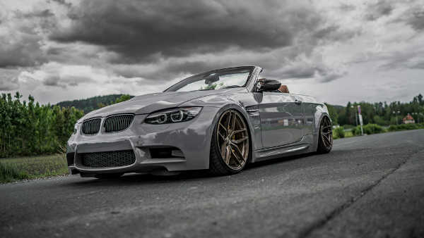 BMW 3er Cabrio E93 Z-Performance